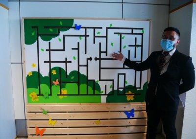 مطار KLIA يقدم مرافق خاصة لاطفال التوحد (10)