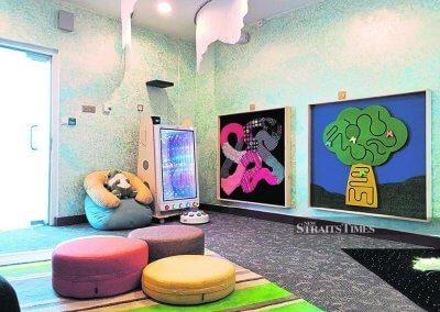 مرافق خاصة لاطفال التوحد في مطار ماليزيا