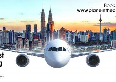 مطعم Plane In The City (13)