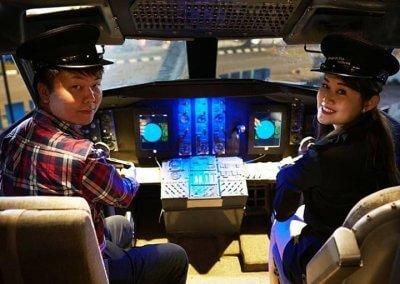 مطعم Plane In The City (3)