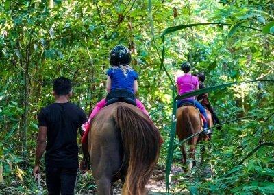 مغامرة ركوب الخيل في جزيرة لنكاوي (11)