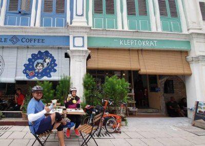 مقهى قديم في كوالالمبور عمره +100 سنة (1)