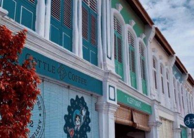 مقهى قديم في كوالالمبور عمره +100 سنة (3)