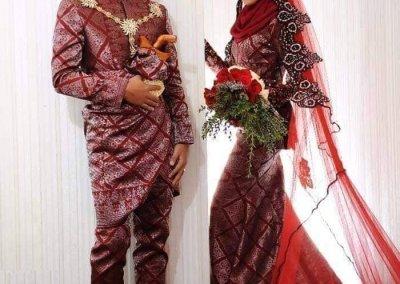 ملابس الزواج الماليزية التقليدية (22)