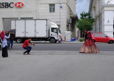 ملابس الزواج الماليزية التقليدية (25)