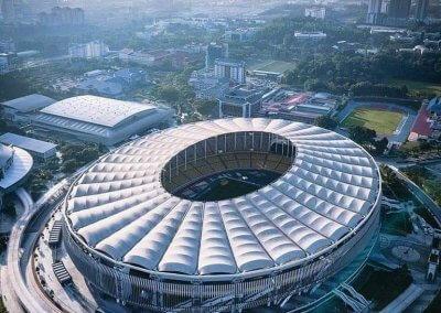 ملاعب كرة القدم بماليزيا (1)