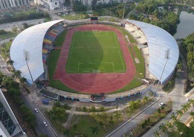 ملاعب كرة القدم بماليزيا (3)