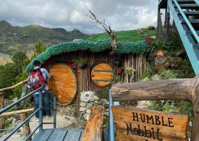 منزل الهوبيت المتواضع في كوتا كينابالو (13)