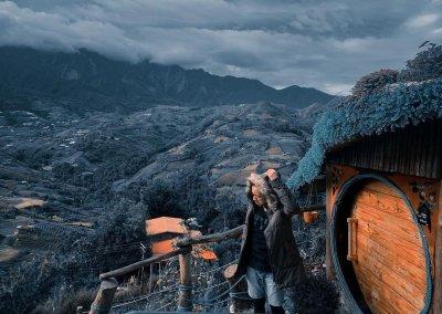 منزل الهوبيت المتواضع في كوتا كينابالو (8)