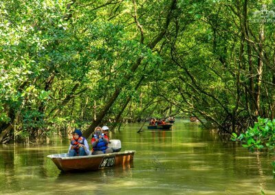 نهر المنغروف لكن هذه المره في جوهور بارو (6)