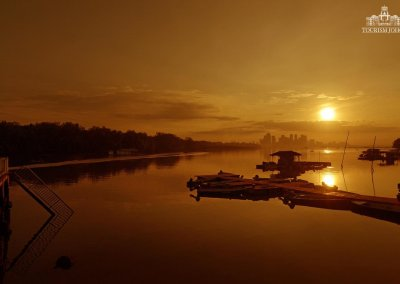 نهر المنغروف لكن هذه المره في جوهور بارو (7)
