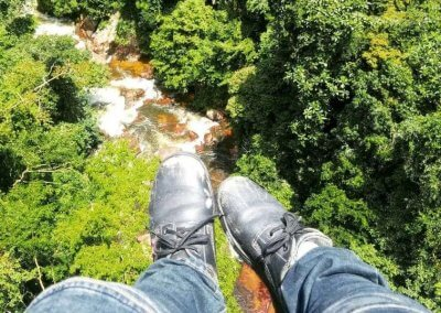 هل تملك الشجاعة الكافيه لهذا النوع من القفز (1)