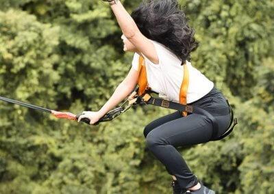 هل تملك الشجاعة الكافيه لهذا النوع من القفز
