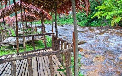 هل جربت العيش مع سكان ماليزيا الاصليين
