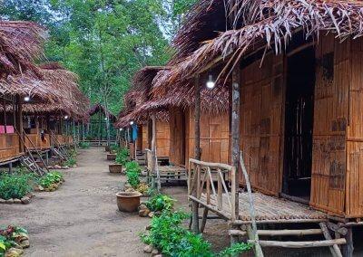 هل جربت العيش مع سكان ماليزيا الاصليين (4)