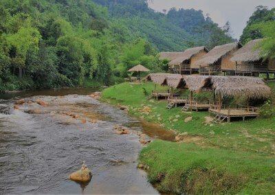 هل جربت العيش مع سكان ماليزيا الاصليين (5)
