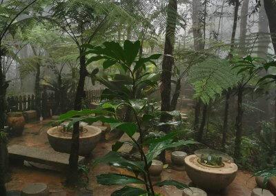 هل جربت تناول القهوة داخل غابة (7)