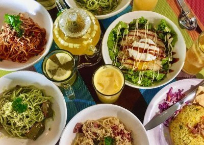 هل سبق لك الذهاب الى مطعم قمة التل (9)