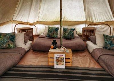 هل قمت بايجار خيمة من قبل (1)