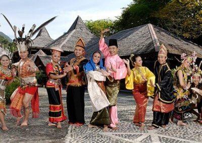ولاية ساراواك ثالث اكبر اقتصاد في ماليزيا