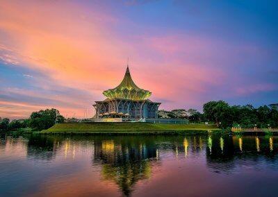 ولاية ساراواك ثالث اكبر اقتصاد في ماليزيا (51)