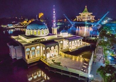 ولاية ساراواك ثالث اكبر اقتصاد في ماليزيا (9)