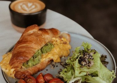 1.  Flakes – sweet and savoury croissants