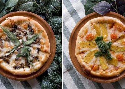 1. M'Laboori – library cafe with vegetarian-friendly pizzas Address: 55A, Jalan SS2/75, Petaling Jaya, 47300 Selangor Opening hours: Tue, Thu, Fri & Sun 10AM-10PM | Mon, Wed & Sat 10AM-11PM Telephone: 03-7490 6407