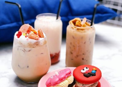10. 815 Paliro – egg drop toasts and adorable macarons Address: 214, Lebuh Victoria, 10300 George Town, Penang Opening hours: 11AM-8PM, Daily Telephone: 04-299 8035