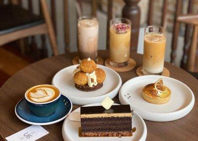 19. Kaffe 16 – outdoor courtyard & dark chocolate lattes Address: Lot 16, Jalan Panggong, 50000 Kuala Lumpur Opening hours: Tue – Sun 10AM-6PM (Closed on Mondays)