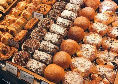 2. The Bread Shop – cruffins from Australia
