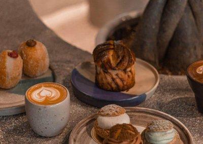 3. Orito – freshly baked choux pastries Address: B.0.5, Plaza Damas 3, Jalan Sri Hartamas 1, Sri Hartamas, 50480 Kuala Lumpur Opening hours: Tue – Sun 11AM-6PM (Closed on Mondays) Telephone: 012-382 6878