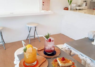 4. Ones. Storee – minimalist Korean-inspired cafe set inside a fashion boutique Address: 72, Jalan SS2/75, Petaling Jaya, 47300 Selangor Opening hours: 12PM-7.30PM, Daily Telephone: 010-382 4569