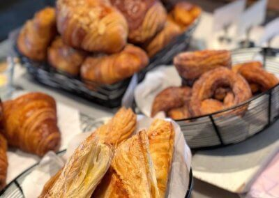 5. Huckleberry – freshly baked pastries from 7.30AM