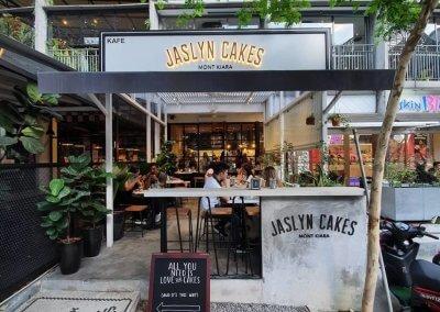 6. Jaslyn Cakes – Bangsar's dessert hub