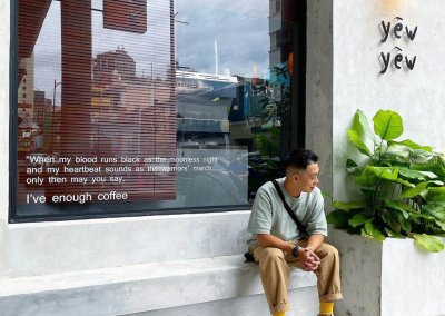 7. Yew Yew – Japanese-inspired cafe with creative cakes Address: 63D, Ground Floor, Bangunan Ka Yin, Jalan Sultan, 50000 Kuala Lumpur Opening hours: Tue – Sun 10AM-6PM (Closed on Mondays) Telephone: 011-6563 1233
