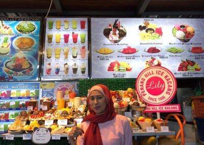 Lily Penang Hill Ice Kacang (10)