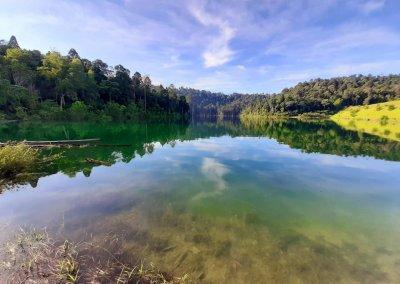 بحيرة المرآة في شاه علم (8)