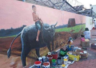 فن الشارع في الور ستار قدح (10)