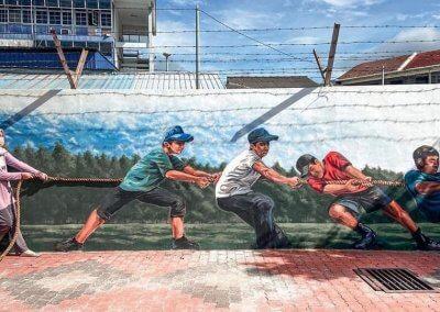 فن الشارع في الور ستار قدح (11)