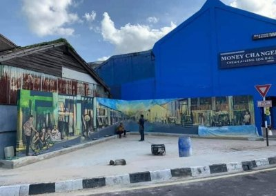 فن الشارع في الور ستار قدح (12)