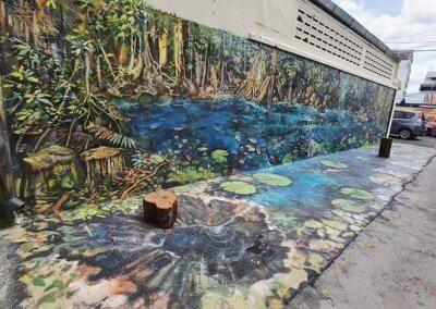 فن الشارع في الور ستار قدح (5)